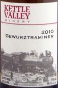 凯拓谷琼瑶浆干白葡萄酒(Kettle Valley Winery Gewurztraminer,Okanagan Valley,Canada)