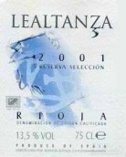 阿尔坦扎利安丹萨精选特别珍藏干红葡萄酒(Bodegas Altanza Lealtanza Seleccion Especial Reserva,Rioja ...)