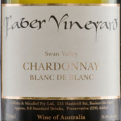 费珀酒庄霞多丽白中白起泡酒(Faber Vineyard Chardonnay Blanc de Blanc,Swan Valley,...)