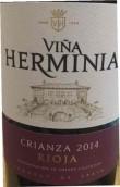 尔米尼亚陈酿干红葡萄酒(Vina Herminia Crianza, Rioja DOCa, Spain)