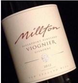 米尔顿利维波特园维欧尼白葡萄酒(Millton Riverpoint Vineyard Viognier,Gisborne,New Zealand)