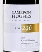 卡梅隆休斯296区克罗埃米塔日干红葡萄酒(Cameron Hughes Lot 296 Crozes-Hermitage,Rhone,France)