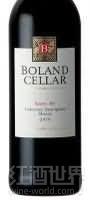 伯兰德酒窑60•40赤霞珠干红葡萄酒(Boland Cellar Sixty•40 Cabernet Sauvignon-Shiraz,Paarl,...)