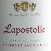 拉博丝特特级精选赤霞珠干红葡萄酒(Casa Lapostolle Grand Selection Cabernet Sauvignon,Rapel ...)