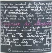瓦伦汀尼斯克莱门汀随想曲干白葡萄酒(Chateau Les Valentines Cotes de Provence Le Caprice de ...)