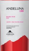 安第麓纳1300系列马尔贝克桃红葡萄酒(Andeluna 1300 Rose Malbec,Mendoza,Argentina)