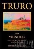 特鲁罗葡萄园维尼奥尔斯干白葡萄酒(Truro Vineyards Vignoles,Massachusetts,USA)