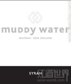 马蒂水酒庄西拉干红葡萄酒(Muddy Water Syrah,Waipara,New Zealand)