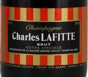 查尔斯拉菲特特酿极干型香槟(Charles Lafitte Cuvee Speciale Brut, Champagne, France)