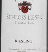Schloss Lieser-Thomas Haag Riesling Qba,Mosel,Germany