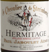嘉伯乐斯坦伯格骑士白葡萄酒(Paul Jaboulet Aine Le Chevalier de Sterimberg, Hermitage, France)