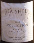 贝壳酒庄精选干红葡萄酒(Sea Shell Cellars Collection,Paso Robles,USA)
