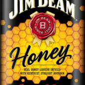 占边蜂蜜利口酒(Jim Beam Honey Liqueur,Kentucky,USA)