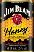 占边蜂蜜利口酒(Jim Beam Honey Liqueur,Kentucky,USA)
