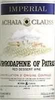 雅克劳斯酒庄佩特雷601黑月桂甜红葡萄酒(Achaia Clauss Patras 601 Mavrodaphne,Peloponnese,Greece)