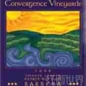 同心酒庄巴贝拉干红葡萄酒(Convergence Vineyards Barbera,Amador County,USA)