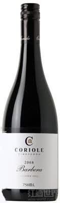 可利巴贝拉干红葡萄酒(Coriole Barbera,McLaren Vale,Australia)