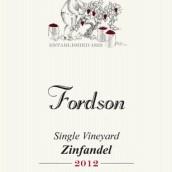 克拉斯福德森仙粉黛干红葡萄酒(Kalleske Fordson Zinfandel,Barossa Valley,Australia)