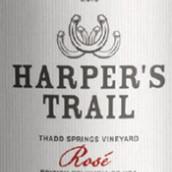 哈珀小径桃红葡萄酒(Harper'sTrail Rose,British Columbia,Canada)