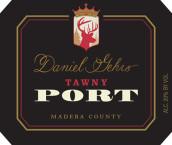 丹尼尔格尔斯茶色波特风格加强酒(Daniel Gehrs Tawny Port,Madera County,USA)