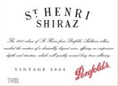 奔富圣亨利设拉子红葡萄酒(Penfolds St. Henri Shiraz, South Australia, Australia)