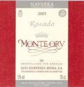 贝赛欧集团酒堡蒙德欧雷歌海娜桃红葡萄酒(Grupo Berceo Luis Gurpegui Muga Monte Ory Rosado,Navarra,...)