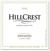 希尔雷邦德特酿1888仙粉黛干红葡萄酒(Hillcrest Bonded Winery Cuvee 1888 Zinfandel,Umpqua Valley,...)