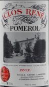 克罗伦酒庄红葡萄酒(Clos Rene,Pomerol,France)