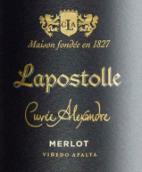 拉博丝特亚历山大系列梅洛干红葡萄酒(Casa Lapostolle Cuvee Alexandre Merlot, Apalta Valley, Chile)