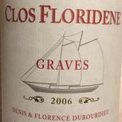 Clos Floridene Red,Graves,France
