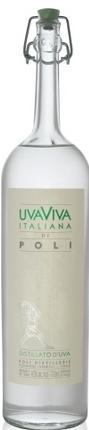 魄力格拉巴乌瓦意大利白兰地(Poli Grappa Uvaviva Italiana di Poli,Veneto,Italy)