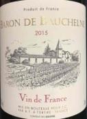 巴伦布查干红葡萄酒(Baron de Bauchelne,Fance)