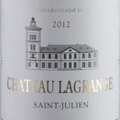 力关庄园红葡萄酒(Chateau Lagrange,Saint-Julien,France)