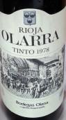 奥拉达酒庄里奥哈红葡萄酒(Bodegas Olarra Rioja Tinto,Rioja,Spain)