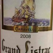 卡拉维尔大李斯特哈克红葡萄酒(La Caravelle Brand Listrac,Listrac-Medoc,France)