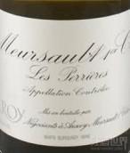 勒桦佩丽雷园干白葡萄酒(Domaine Leroy Les Perrieres, Meursault, France)