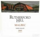 卢瑟福山马尔贝克干红葡萄酒(Rutherford Hil Malbec,Napa Valley,USA)