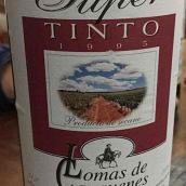 罗曼斯酒庄干红葡萄酒(Lomas de Cauquenes,Valle de Maule,Chile)
