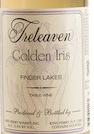 特莱文光芒彩虹女神甜白葡萄酒(King Ferry Winery Treleaven Golden Iris,Finger Lakes,USA)