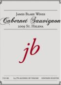 詹姆斯·布雷克酒庄赤霞珠干红葡萄酒(James Blake Wines Cabernet Sauvignon,St.Helena,USA)