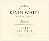 凯文·怀特珍藏干红葡萄酒(Kevin White Winery Reserve Red Wine,Yakima Valley,USA)