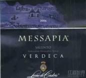 利昂卡斯特里斯梅萨皮亚维戴卡干白葡萄酒(Leone de Castris Messapia Verdeca,Puglia,Italy)