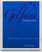 盖尔芬德莉莉波特风格加强酒(Gelfand Vineyards Lily-Port,Paso Robles,USA)
