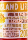 布鲁克岛酒庄玫瑰人生桃红葡萄酒(Island Brook Estate Island Life%22La Vie en Rose%22,Margaret...)