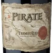 鱼美人酒庄海盗珍藏红葡萄酒(La Sirena Pirate Treasured, Napa Valley, USA)