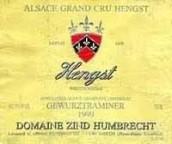 辛特鸿布列什温斯翰园琼瑶浆(Domaine Zind-Humbrecht Gewurztraminer Wintzenheim, Alsace, France)
