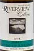 河景酒庄比安科雷司令-琼瑶浆干白葡萄酒(Riverview Cellars Winery Bianco Riesling Gewurztraminer VQA,...)