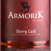 阿莫里克雪莉桶陈布列塔尼单一麦芽威士忌(Armorik Sherry Cask Single Malt Bretagne Whisky,Bretagne,...)