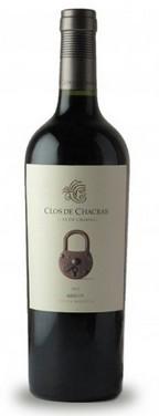 查克拉斯卡瓦陈酿梅洛干红葡萄酒(Clos de Chacras Cavas de Crianza Merlot,Mendoza,Argentina)