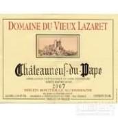 维尔教皇新堡干白葡萄酒(Domaine du Vieux Lazaret Chateauneuf du Pape Blanc,...)